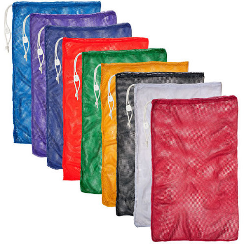 Champion Sports 24x36 Mesh Bags  Set of 6 Colors