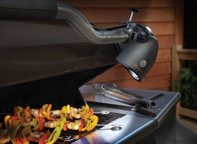 Outset BBQ Grill LED Light 360 Degree Rotation and 4 Different Light Settings