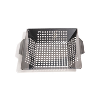 Outset BBQ Square Grill Wok