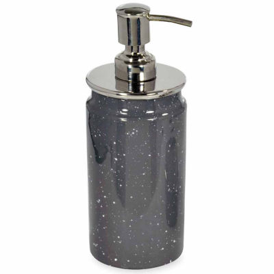 Scribble Spatterware Soap Dispenser