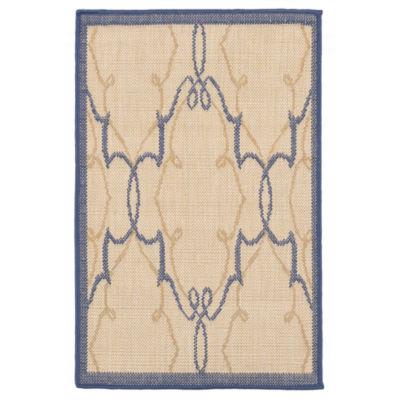 Liora Manne Terrace Delicate Scroll Rectangular Rugs