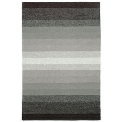 Liora Manne Ravella Ombre Hand Tufted Rectangular Indoor/Outdoor Area Rug