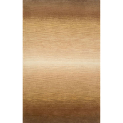 Liora Manne Ombre Stripes Hand Tufted Rectangular Rugs