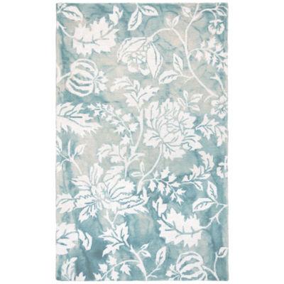 Liora Manne Jadu Floral Hand Tufted Rectangular Rugs