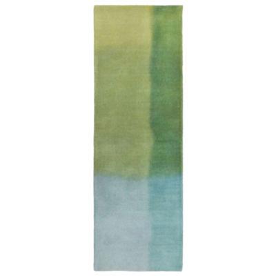 Liora Manne Piazza Watercolors Hand Tufted Rectangular Runner