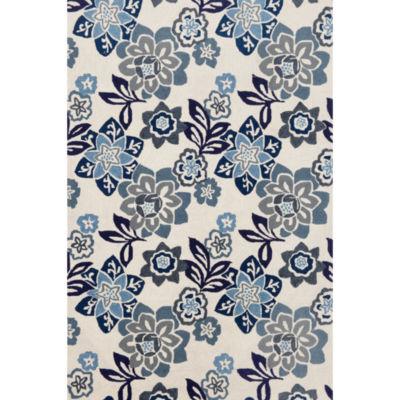 Liora Manne Ravella Floral Hand Tufted Rectangular Rugs