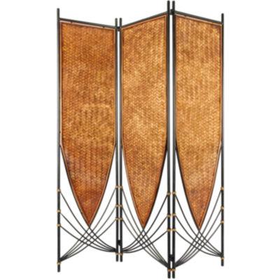 Oriental Furniture 6' Tropical Philippine Room Divider