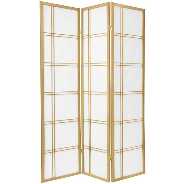 Oriental Furniture 6' Sailboat Room Divider