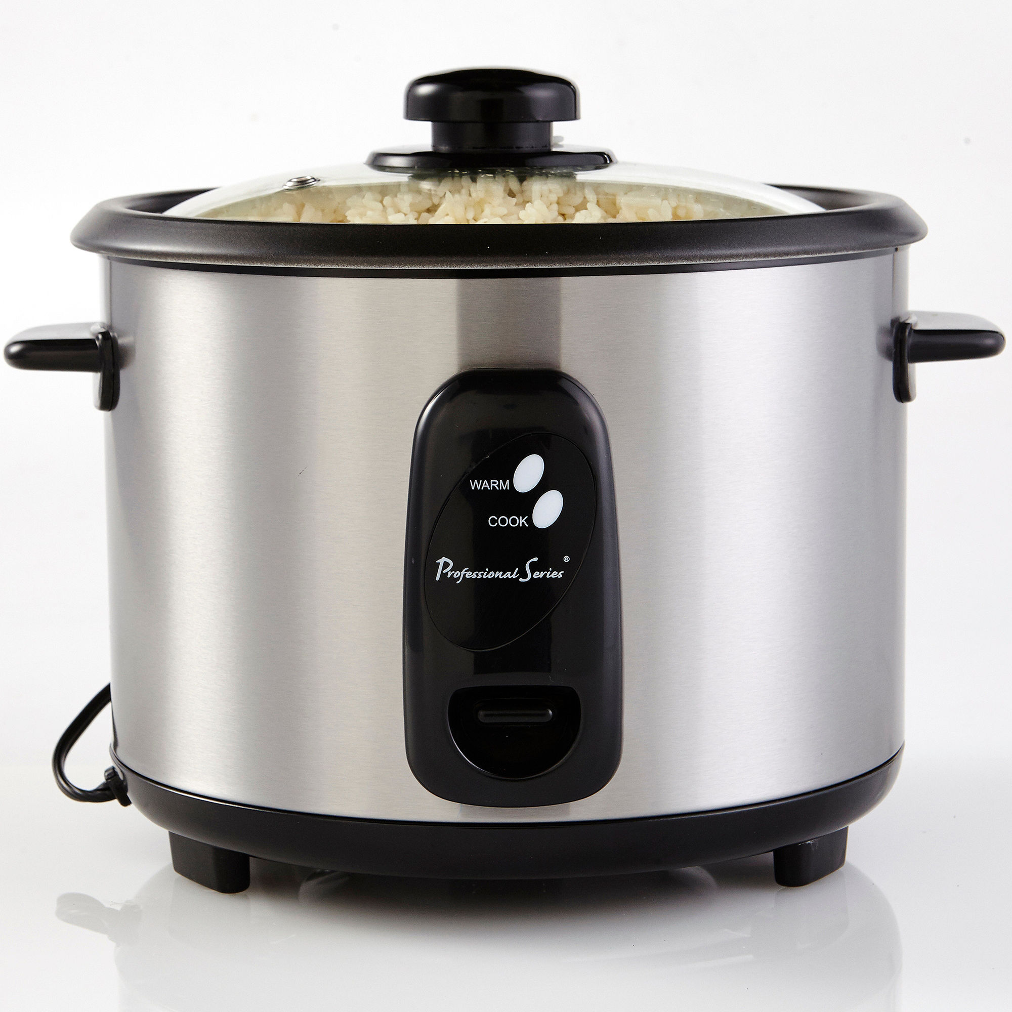 Professional Series Rice Cooker 10-Cup