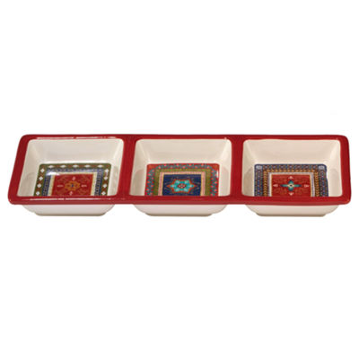 Certified International Monterrey Serving Tray