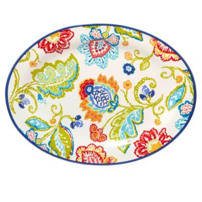 Certified International San Marino Serving Platter