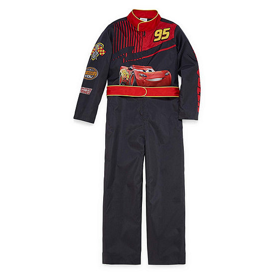 Disney Collection Collection Disney® Long-Sleeve Cars Costume Jumpsuit - Boys