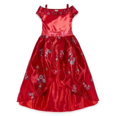 Disney Elena of Avalor Dress Up Costume-Big Kid Girls