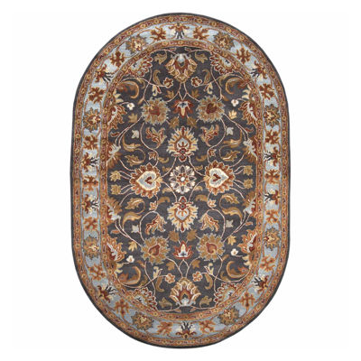 Decor 140 Adley Hand Tufted Oval Indoor Area Rug