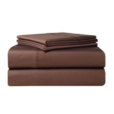 Pointehaven 500 Thread Count Deep Fitted Sheet Sets