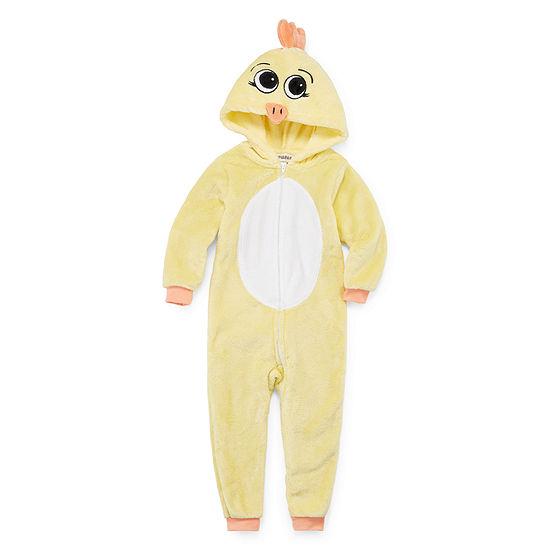 Jammers Kids Baby Unisex One Piece Pajama