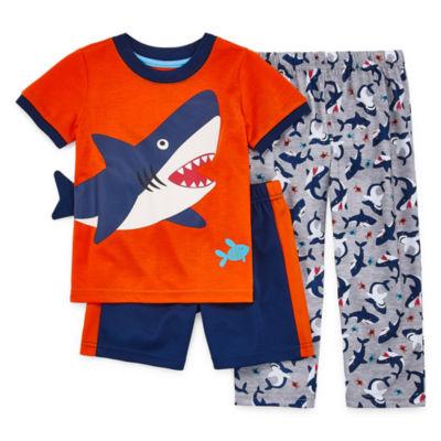 Rene Rofe Explorer Club 3-pc. Pajama Set Toddler Boys