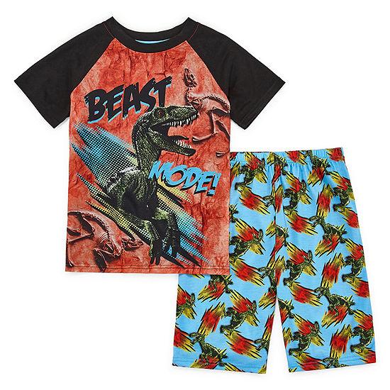 Rene Rofe Beast Mode 2-pc. Pajama Set Preschool / Big Kid Boys