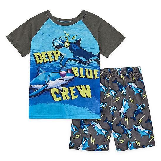 Rene Rofe Beast Mode 2-pc. Pajama Set Preschool / Boys