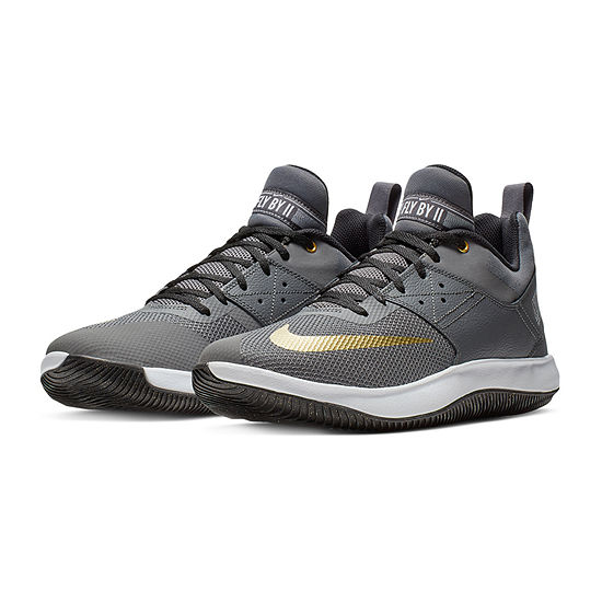 Nike Fly By Low Ii Mens Basketball Shoes Lace-up