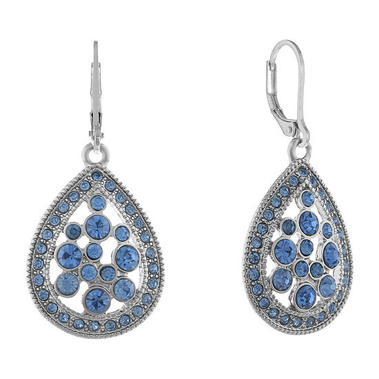 Monet Jewelry Golden Hour 1 Pair Drop Earrings