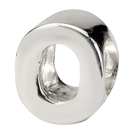 PS Personal Style Sterling Silver Bead, One Size