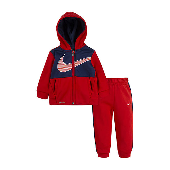 Nike Therma Boys 2-pc. Track Suit Baby