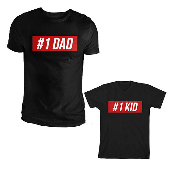 Daddy & Me Father's Day T-Shirts