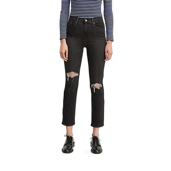 Levi's® 724™ High Rise Straight Crop Jeans