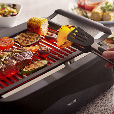 Philips HD6371/94 Avance Collection Indoor Grill
