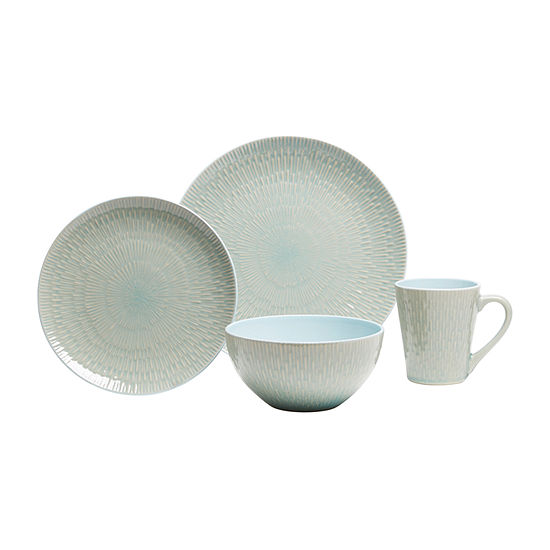 Baum Palisades 16-pc. Dinnerware Set