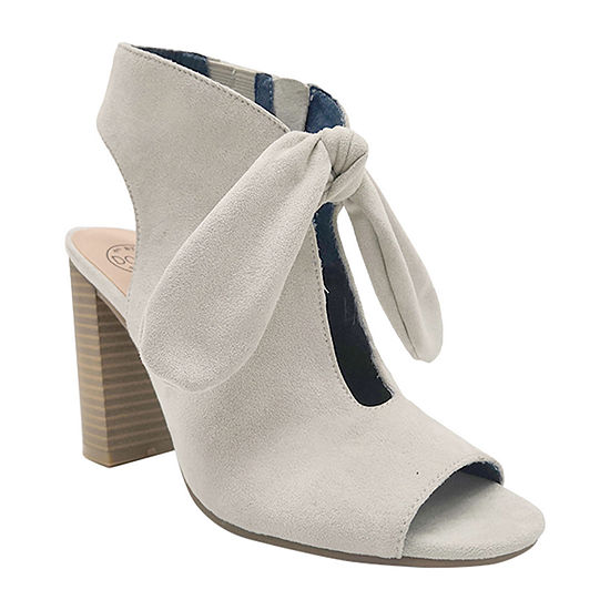 Dolce By Mojo Moxy Womens Bowie Heeled Sandals