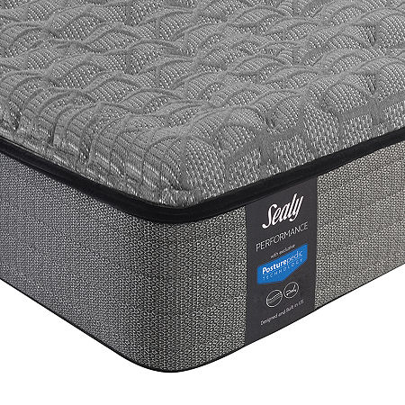Sealy Posturepedic Humbolt Ltd Firm Tight Top - Mattress Only, Queen, White