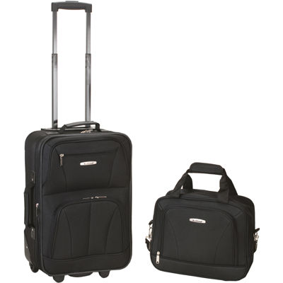Rockland Rio 2-pc. Carry-On Luggage