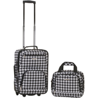 jcpenney.com | Rockland Rio 2-pc. Carry-On Luggage Collection