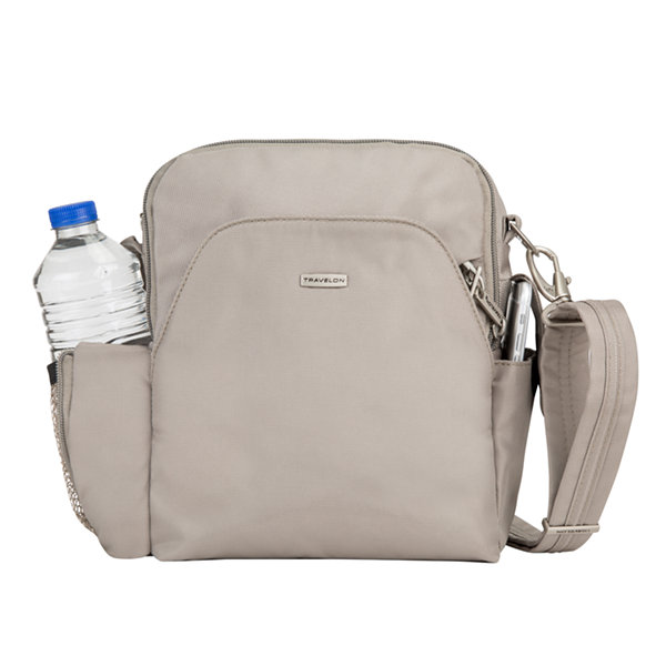 Travelon Anti-Theft Classic Travel Crossbody Bag