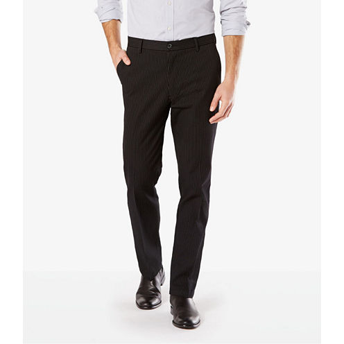 Dockers® D1 Signature Stretch Slim Pattern Pants