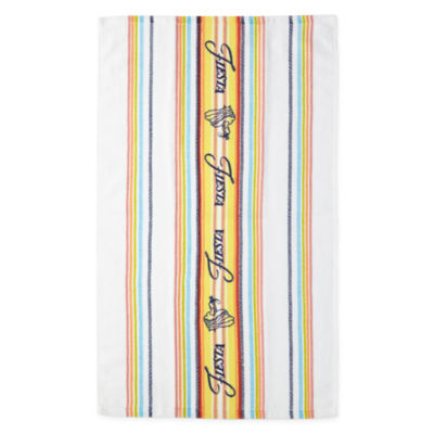 Fiesta® Logo Multi-Colored Kitchen Towel