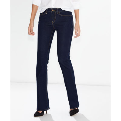 Levi's 715 Mid Rise Bootcut Jeans