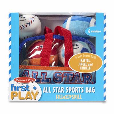 Melissa & Doug�� Sports Bag Fill And Spill