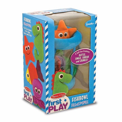 Melissa & Doug® Fishbowl Fill And Spill