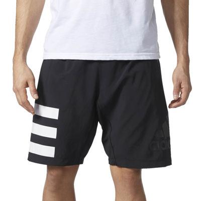 adidas Elastic Waist Workout Shorts