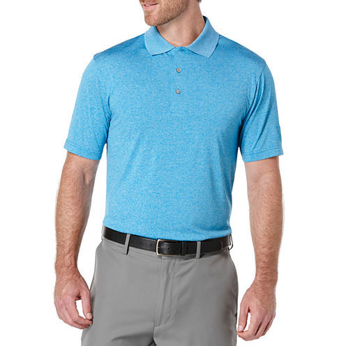 Pga tour short sleeve jersey polo shirt jcpenney for Jcpenney ladies polo shirts