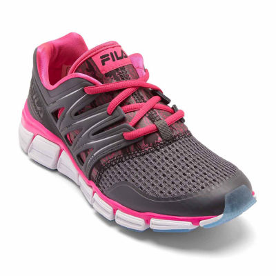 Fila Brigade Womens Running Shoes Lace-up
