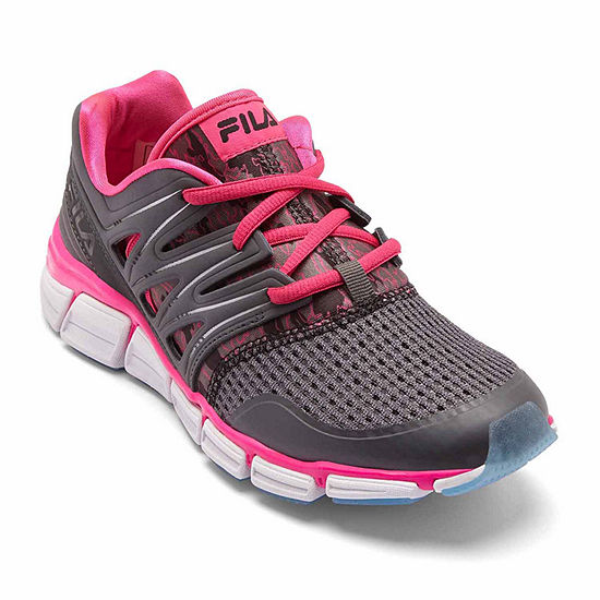 Fila Brigade Womens Lace-up Running Shoes