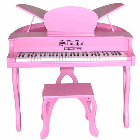 Schoenhut 61 Key Digital Butterfly Piano