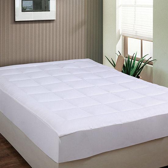 Microplush Pillow Top Mattress Pad Mattress Pad
