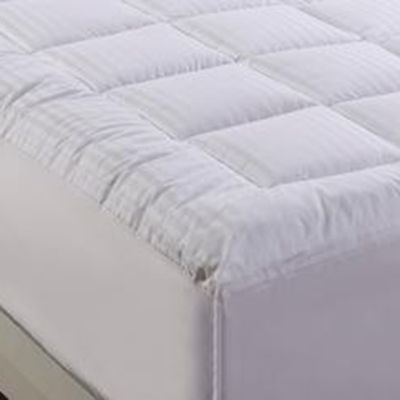 Damask Stripe Mattress Pad