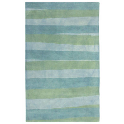 Liora Manne Piazza Stripes Hand Tufted Rectangular Rugs