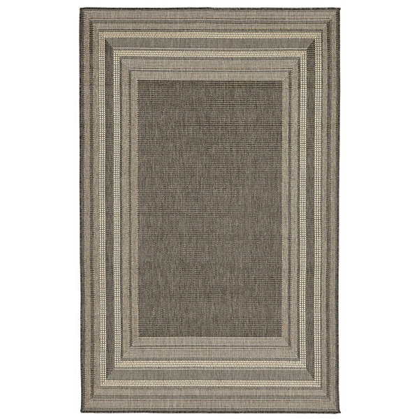 Liora Manne Terrace Etched Square Rugs